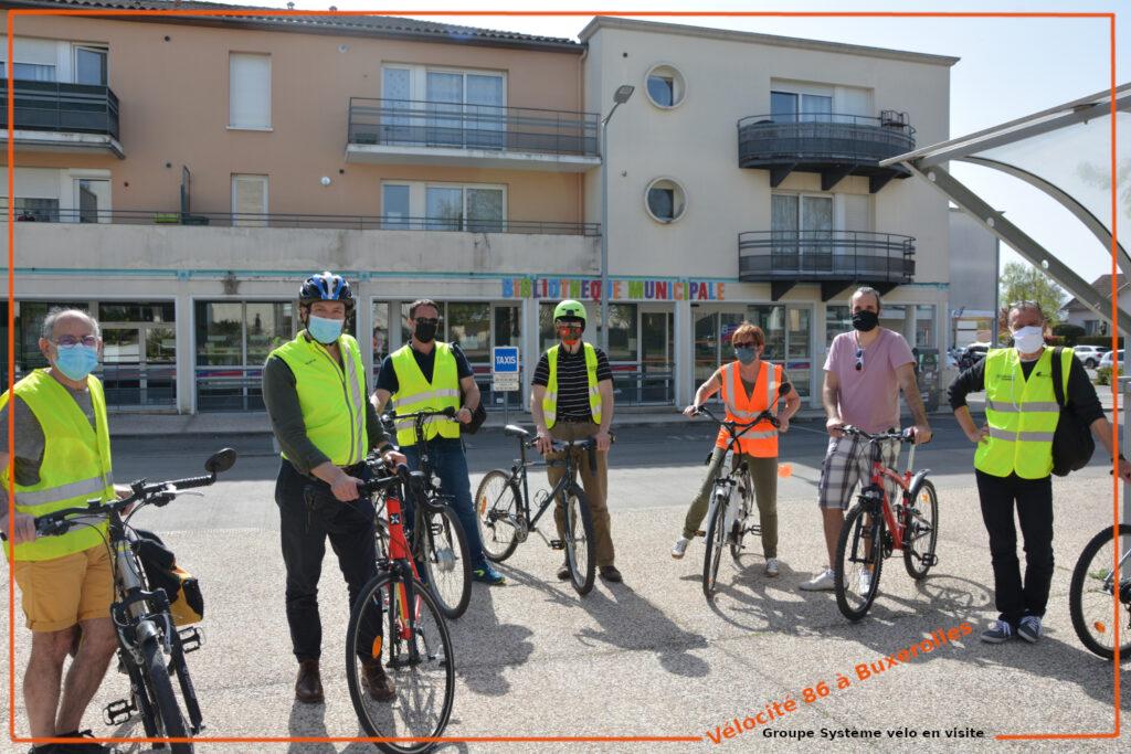 Vélocité.86 à Buxerolles en avril 2021