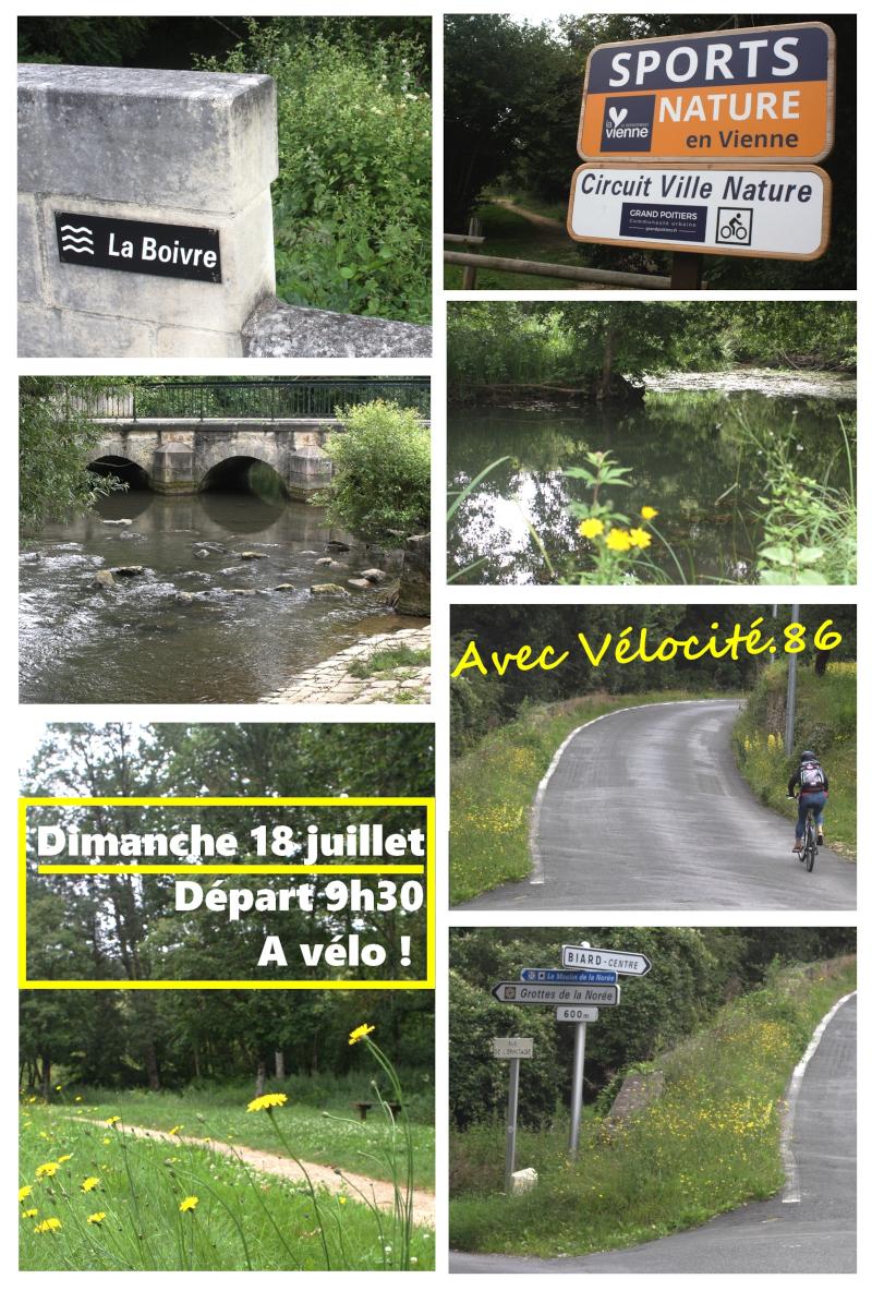 La vallée de la Boivre, tout un patrimoine à découvrir... à vélo !